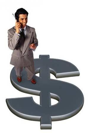 бизнесмен, мужчина, мужчина с телефоном
