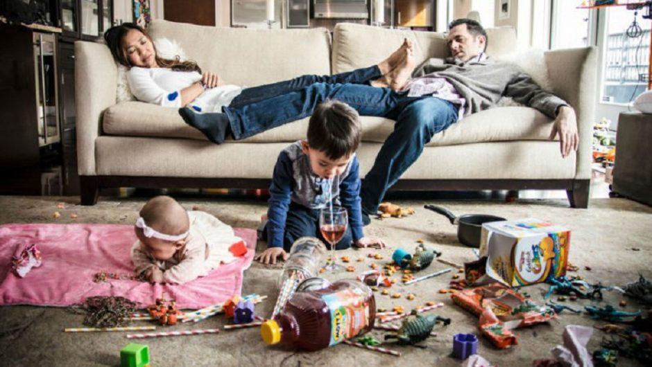 Семья — такая приятная вещь….