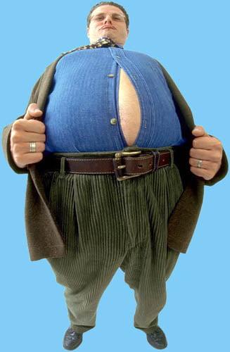толстый мыжчина, огромный живот, мужчина с животом