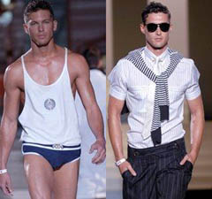 Модная одежда весна — лето 2009