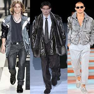 Мужская мода сезон осень 2009 – зима 2010