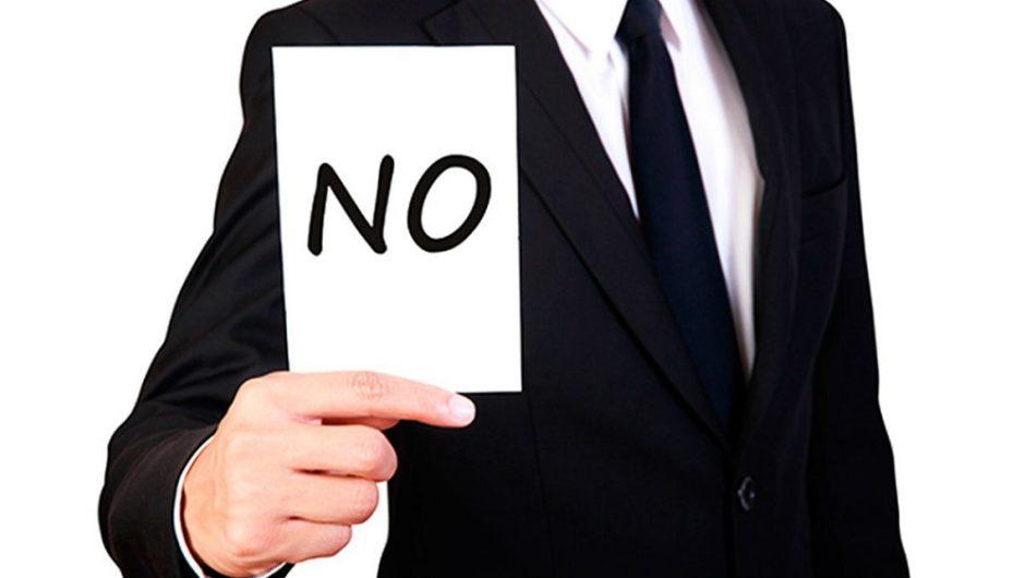 Как говорить «НЕТ»
