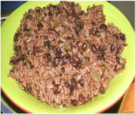 кубинская кухня рис