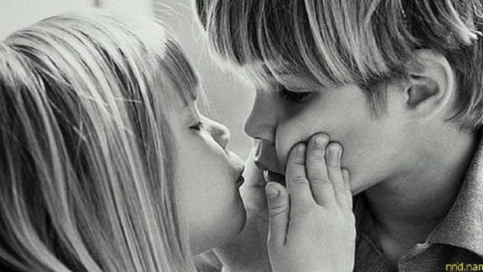 Поцелуй — еще не любовь