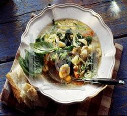 Приготовление супов