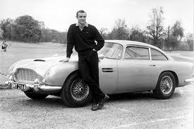 Автомобиль Бонда - Aston Martin