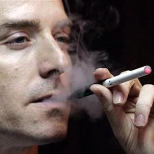 Курение как часть имиджа