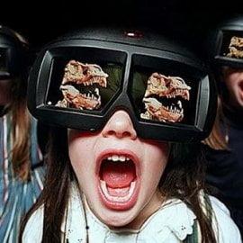 3D — кинотеатры