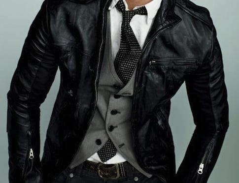 Мужчины неориентируются на моду при покупке одежды