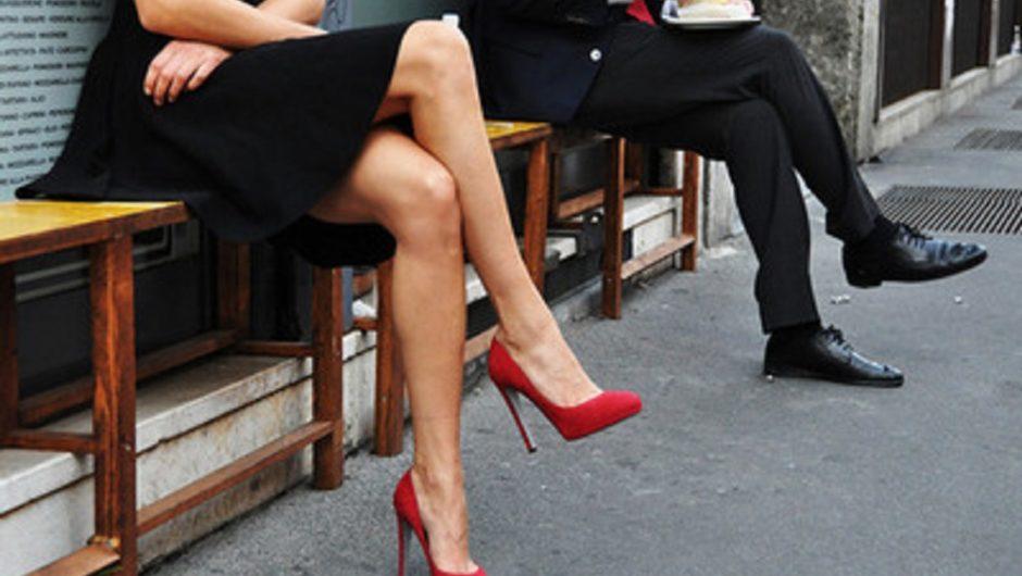 Экспресс-анализ человека по его обуви