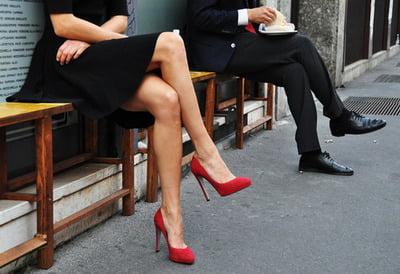 Экспресс-анализа человека по его обуви