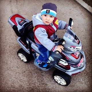 Квадроциклы и мотоциклы для детей