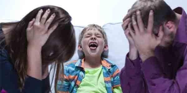 Противостояние детским манипуляциям