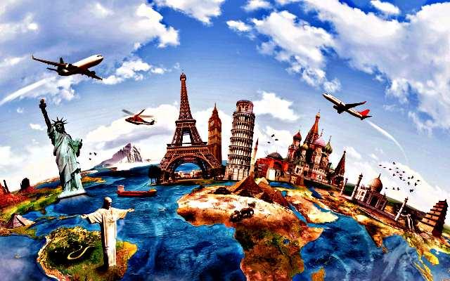 Почему люди путешествуют