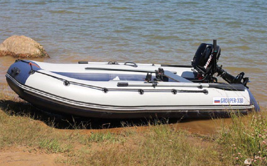 Появление надувного дна низкого давления в лодках