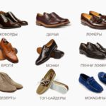 Мужские туфли сезона 2019
